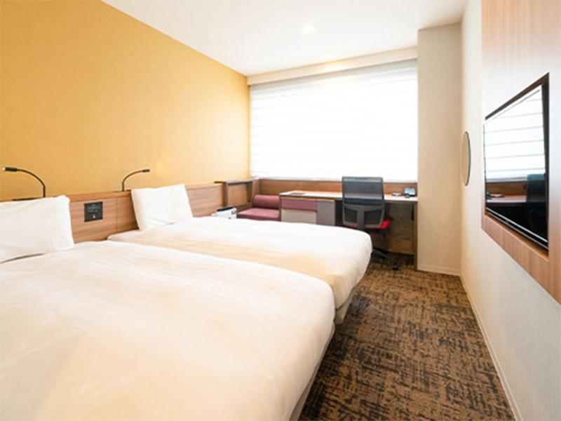 福岡の隔離ホテル
