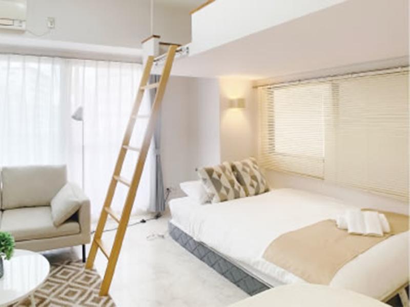 広島の隔離ホテルの部屋4