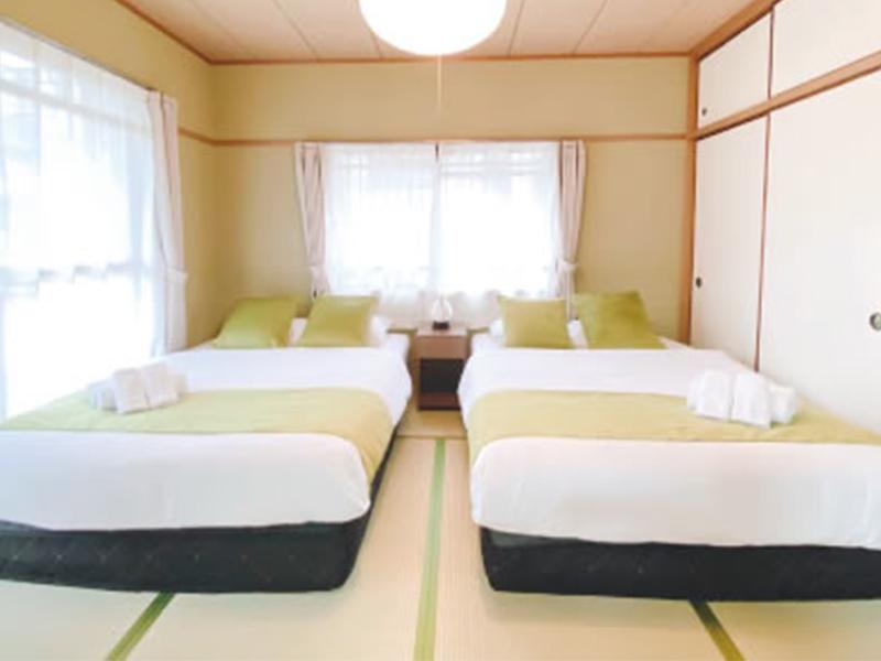 広島の隔離ホテルの部屋3