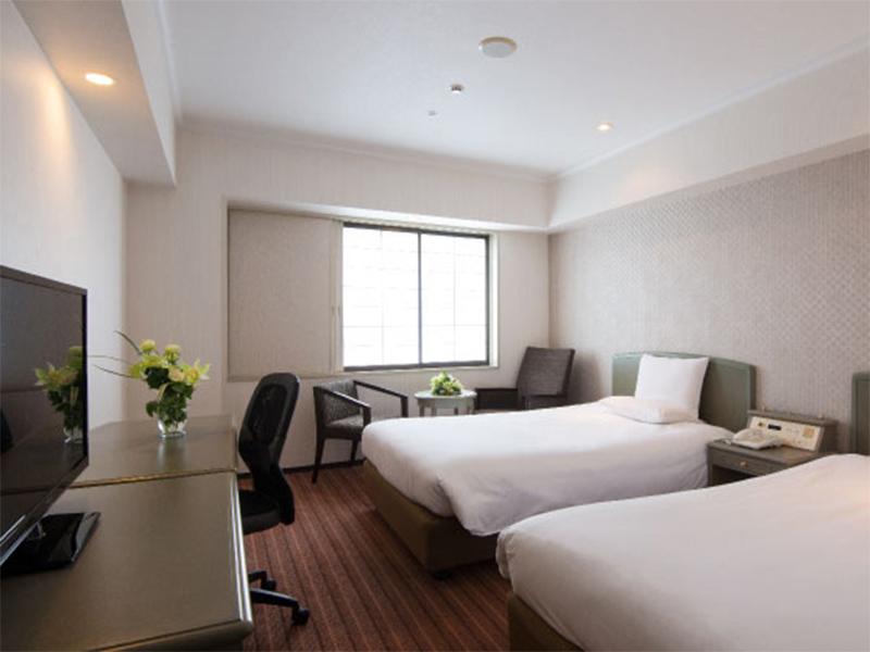 成田の隔離ホテル